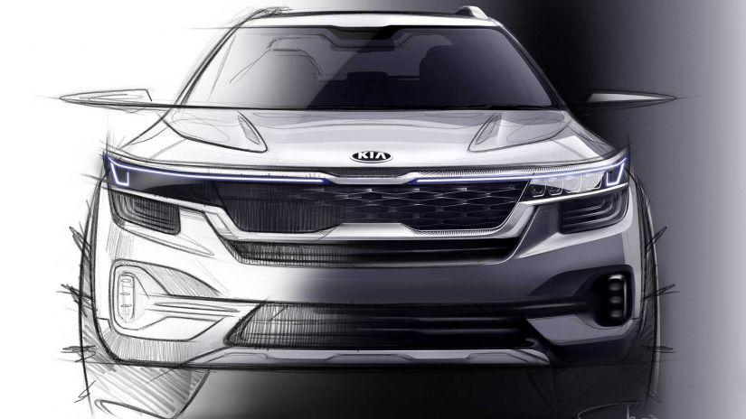 Novo SUV compacto da Kia se chamará Seltos - Foto 4