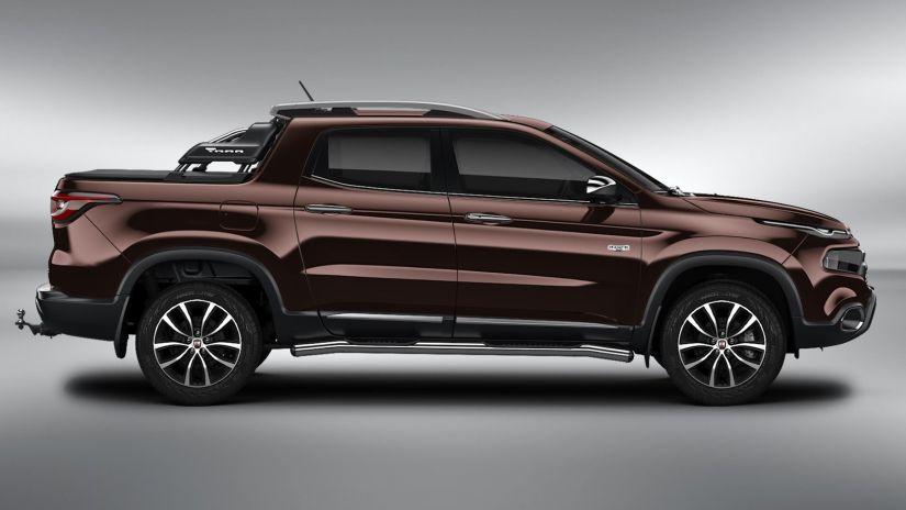 Fiat lança Toro 2020 com adicionais de equipamentos e poucas alterações visuais
