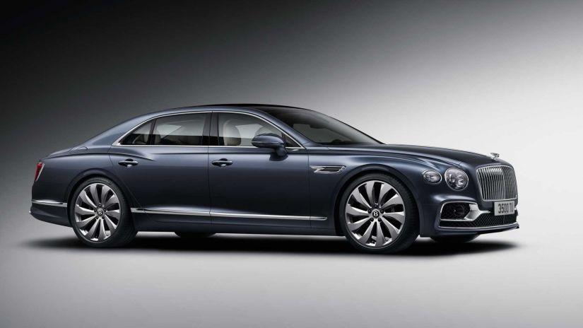 Bentley esbanja luxo e riqueza no novo Flying Spur 2020 - Foto 2