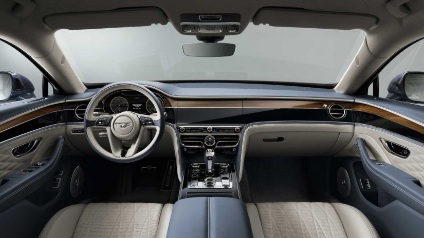 Bentley esbanja luxo e riqueza no novo Flying Spur 2020 - Foto 3