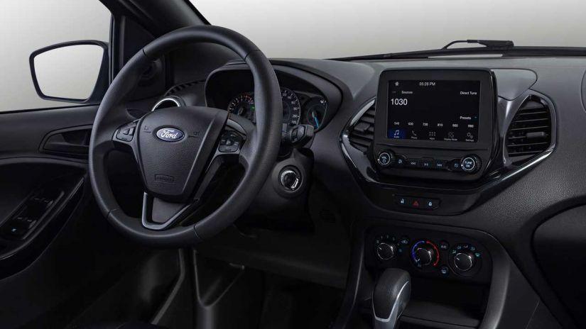 Ford anuncia séries especiais de 100 anos da marca para Ka e EcoSport - Foto 1