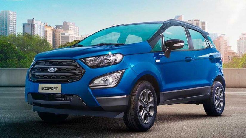 Ford anuncia séries especiais de 100 anos da marca para Ka e EcoSport - Foto 3