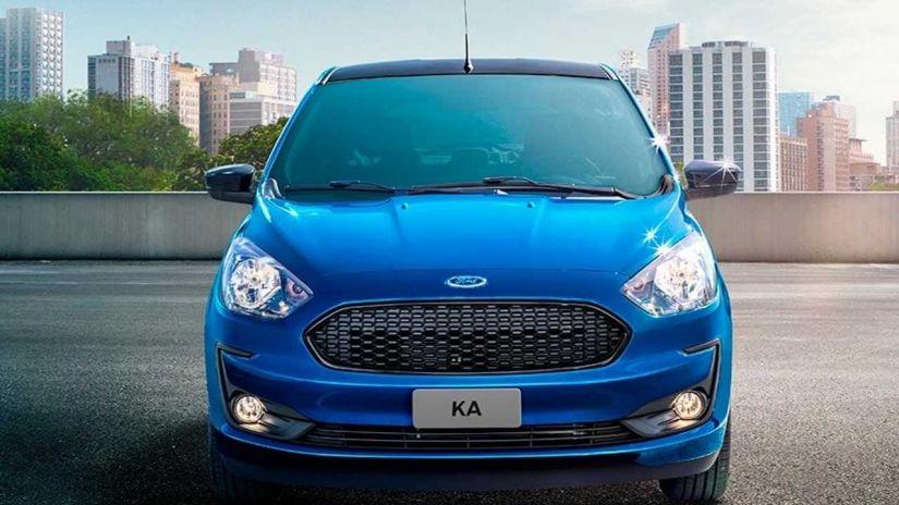 Ford anuncia séries especiais de 100 anos da marca para Ka e EcoSport - Foto 4
