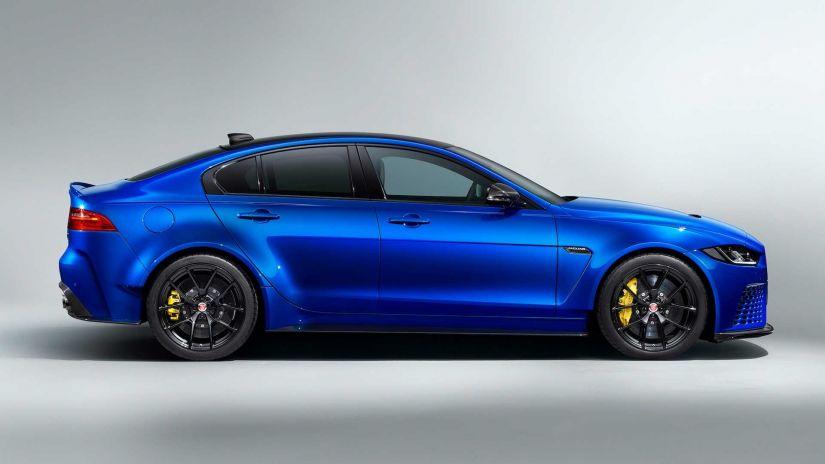 Jaguar lança edição Touring para SE SV Project 8