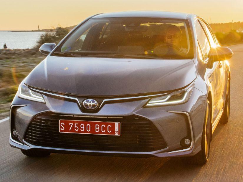 Toyota confirma chegada do novo Corola Hybrid para outubro