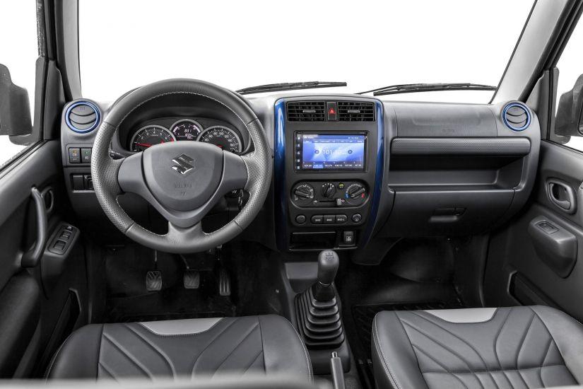 Suzuki divulga novidades para Jimny 2020