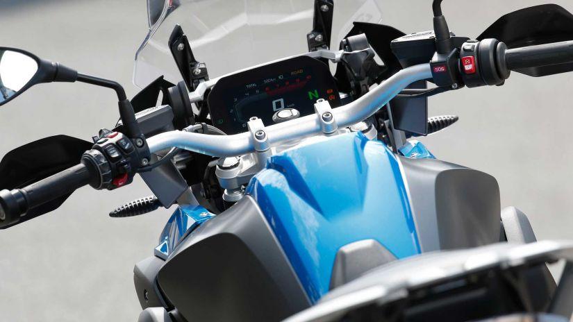 BMW divulga lançamento da moto R 1250 GS para setembro - Foto 3