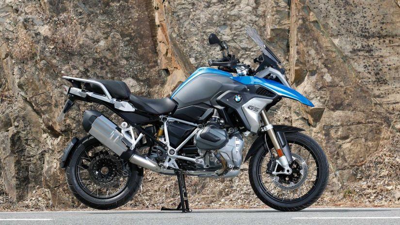 BMW divulga lançamento da moto R 1250 GS para setembro - Foto 4