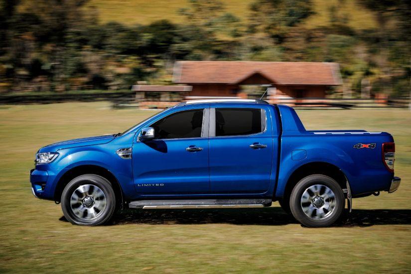 Ford Ranger chega com linha 2020 e poucas novidades - Foto 2