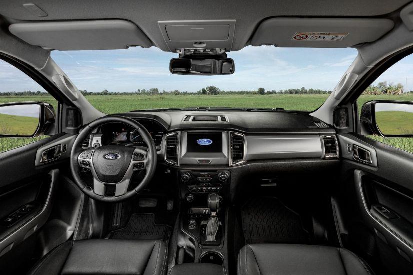 Ford Ranger chega com linha 2020 e poucas novidades - Foto 3