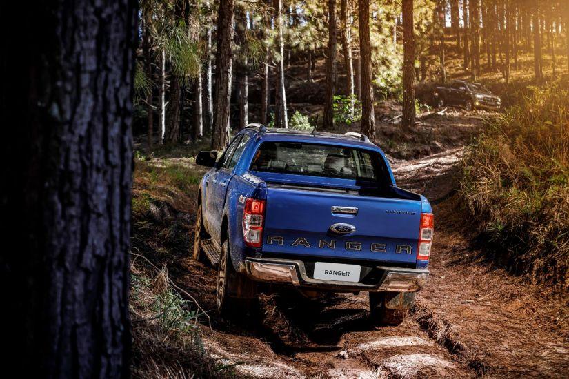 Ford Ranger chega com linha 2020 e poucas novidades - Foto 5