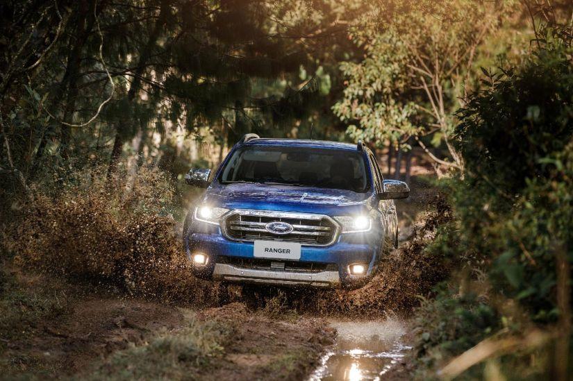 Ford Ranger chega com linha 2020 e poucas novidades - Foto 6