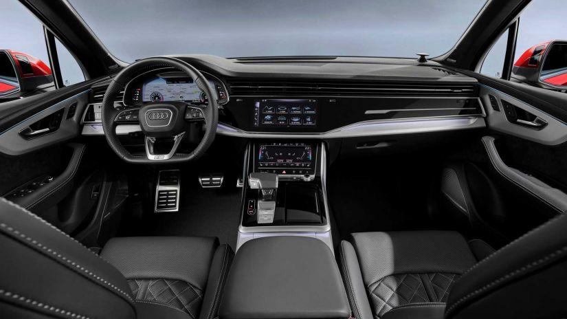 Audi lança novo visual para o Q7 e pode ganhar versões hibridas