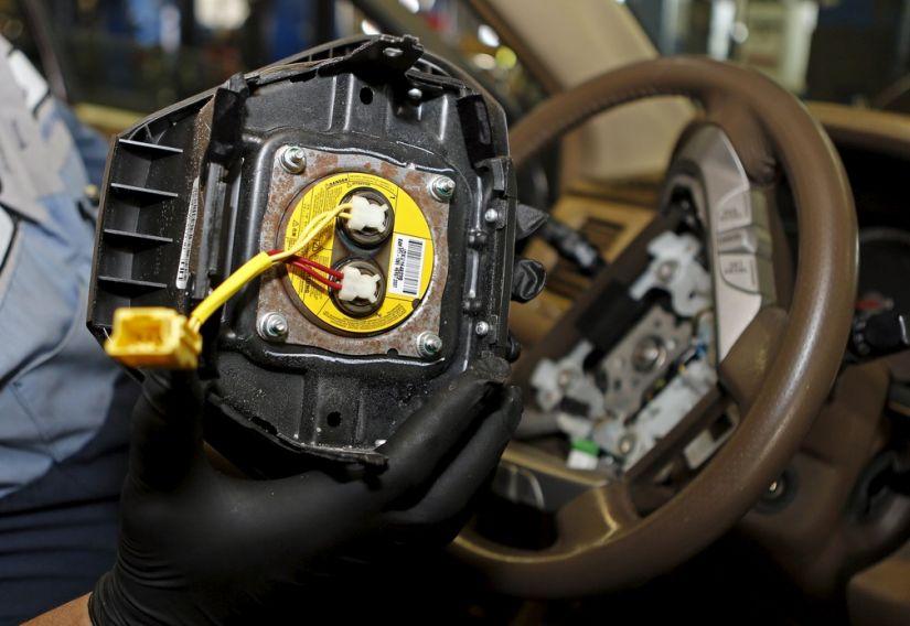 Honda anuncia recall de mais 27,5 mil carros por 'airbags mortais'