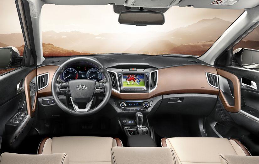 Hyundai lança Creta linha 2020 com mudanças visuais