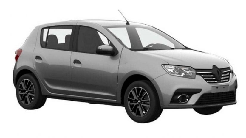 Renault divulga primeiras imagens oficiais do Sandero 2020 - Foto 1