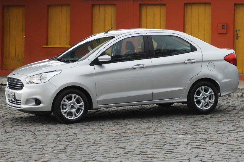 Ford anuncia recall de Ka Hatch e Sedan fabricados entre 2018 e 2019