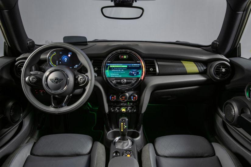 Mini Cooper ganha primeira configuração 100% elétrica