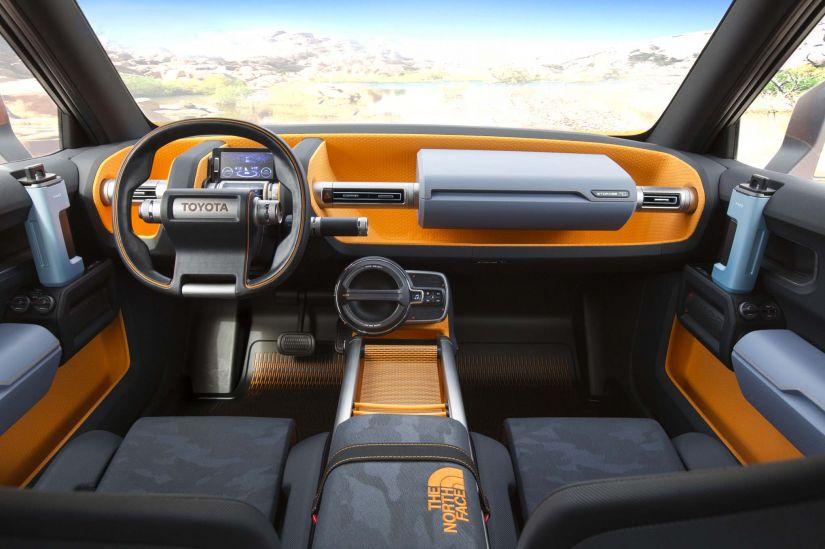 Conceito do modelo FT-4X deve ser utilizado em novo SUV da Toyota