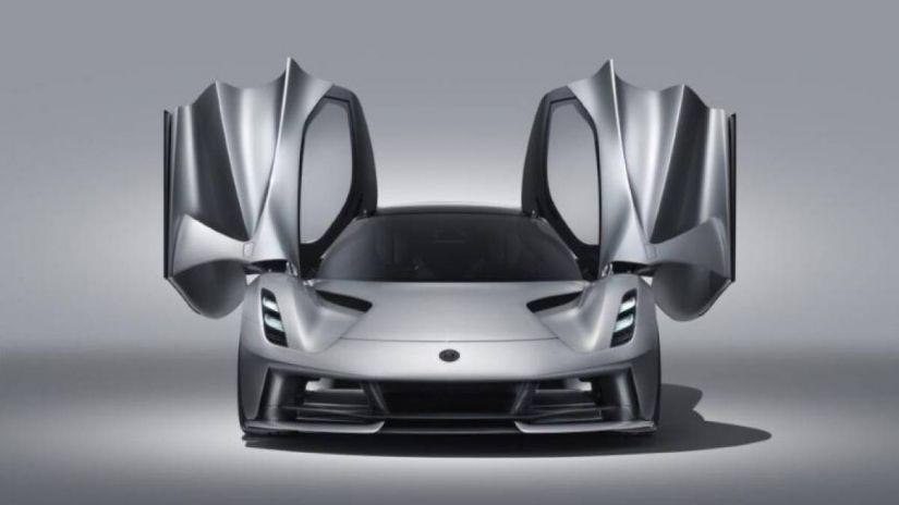 Lotus anuncia seu primeiro hipercarro 100% elétrico - Foto 1