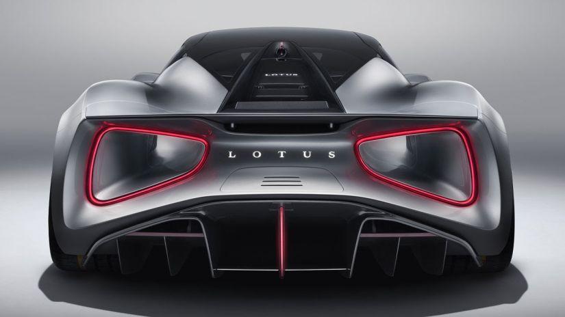 Lotus anuncia seu primeiro hipercarro 100% elétrico - Foto 2