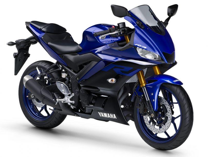 Moto Yamaha YZF-R3 ganha nova versão no Brasil