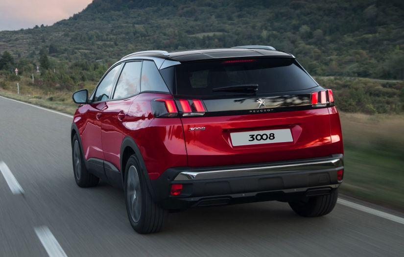 Peugeot 3008 ganha nova versão de entrada Allure