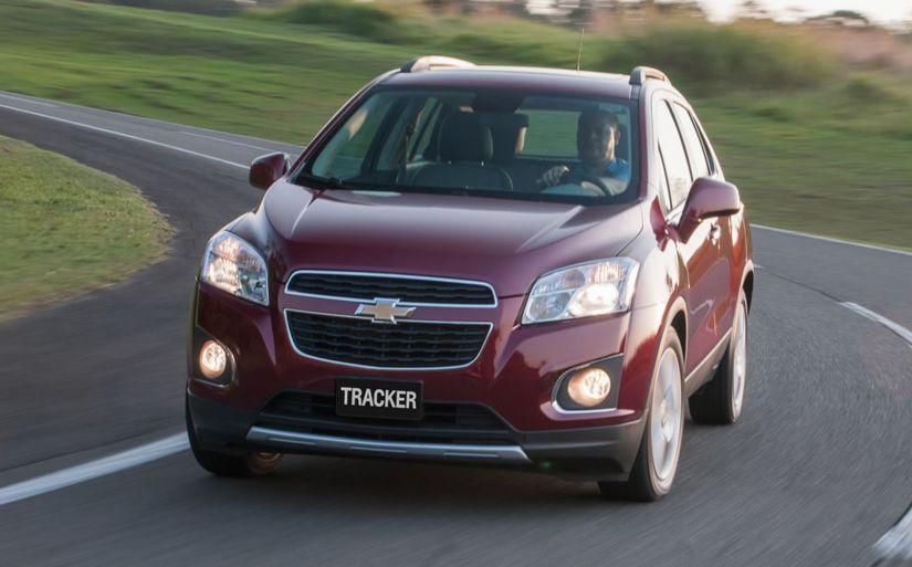 Chevrolet anuncia recall de Cruze, Tracker e Sonic