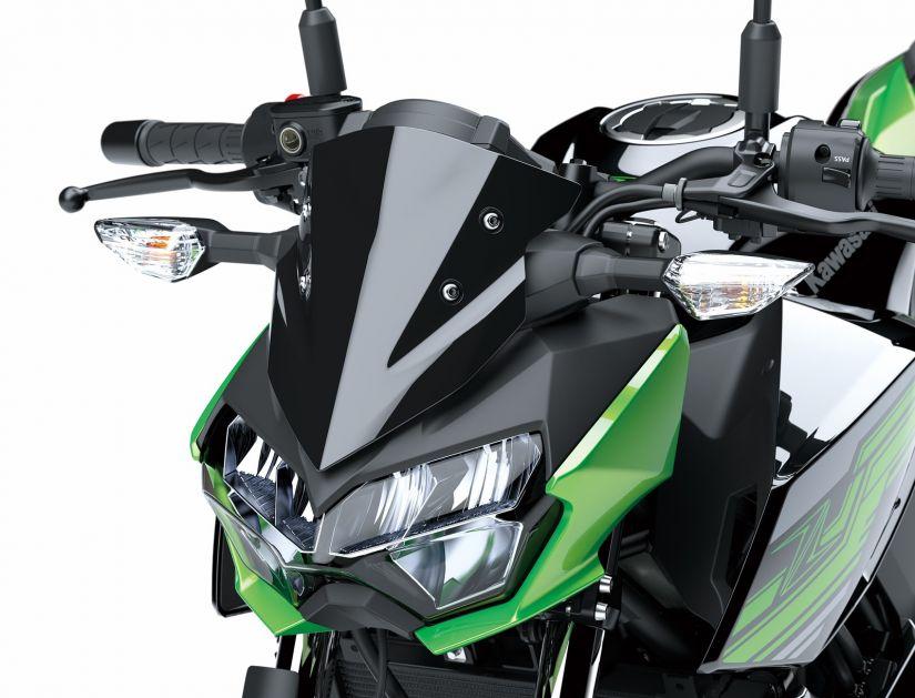 Kawasaki Z400 começa a ser vendida no Brasil em agosto - Foto 2