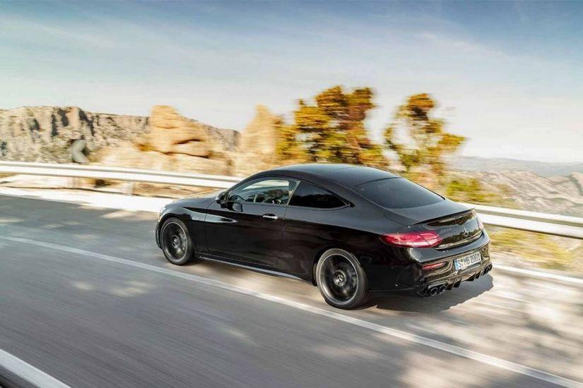 Mercedes lança Classe C cupê e conversível renovados no Brasil - Foto 2