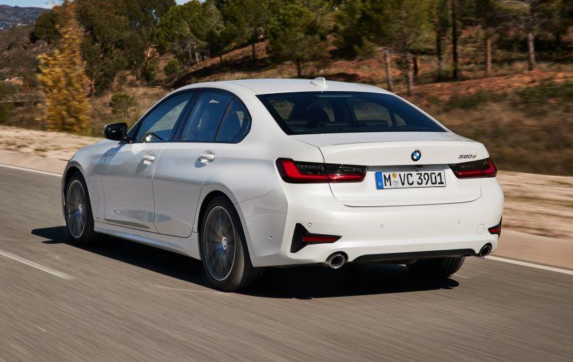 BMW anuncia nova versão de entrada para o Série 3 partindo de R$ 187.950