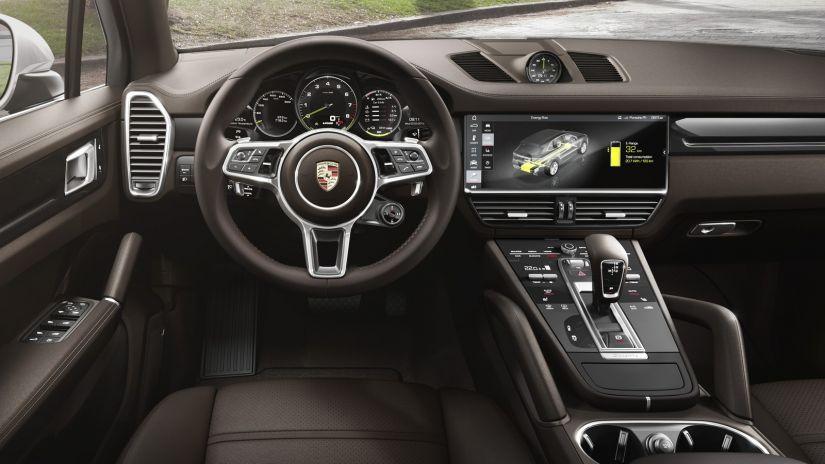 Porsche Cayenne ganha versão híbrida plug-in no Brasil - Foto 1