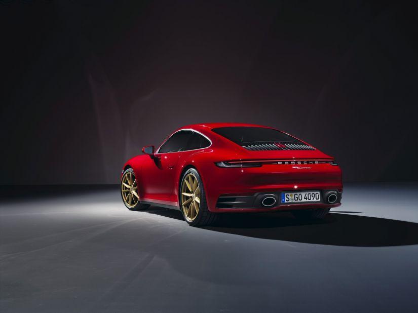 Porsche confirma novo 911 Carrera com motor de 385 cv - Foto 1