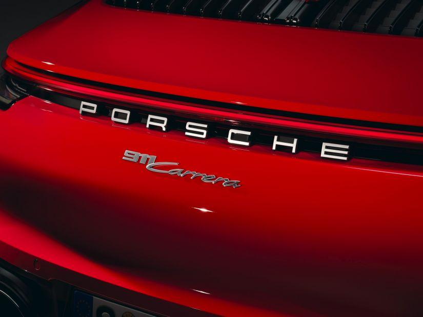 Porsche confirma novo 911 Carrera com motor de 385 cv - Foto 2