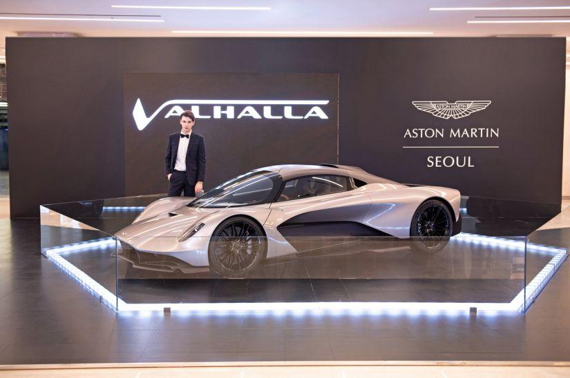 Aston Martin inédito de R$ 7 milhões aparecerá no novo filme do 007