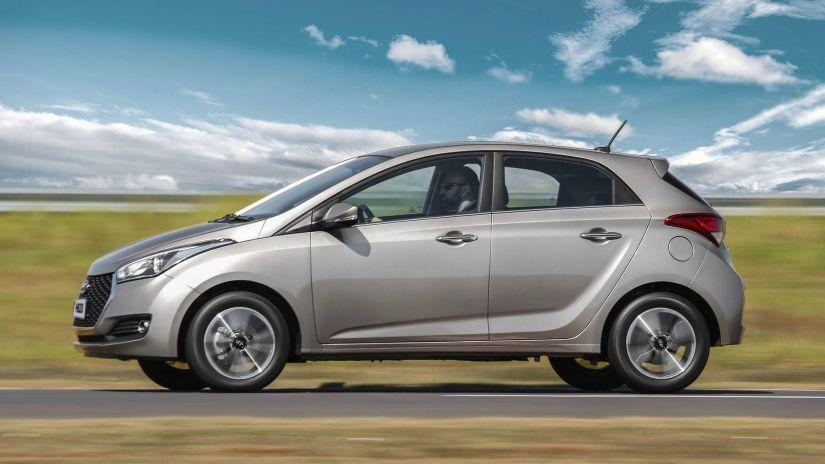 Confira os carros mais vendidos de julho de 2019