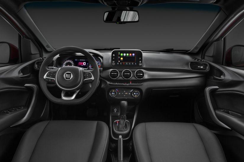 Fiat anuncia Cronos 2020 com visual esportivo - Foto 3