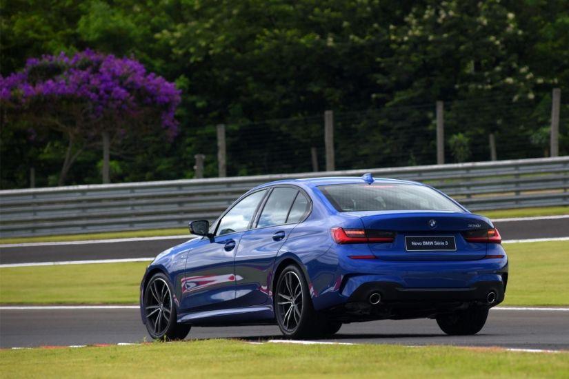 BMW anuncia início da fabricação brasileira do novo Série 3 - Foto 3