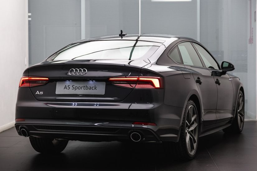 Audi lança pacote S-Line de série para A4 Avant e A5 Sportback - Foto 1
