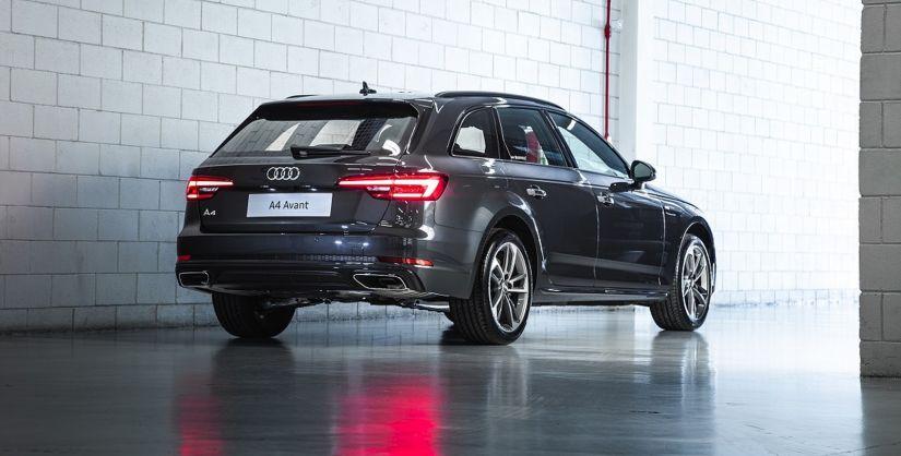 Audi lança pacote S-Line de série para A4 Avant e A5 Sportback - Foto 2