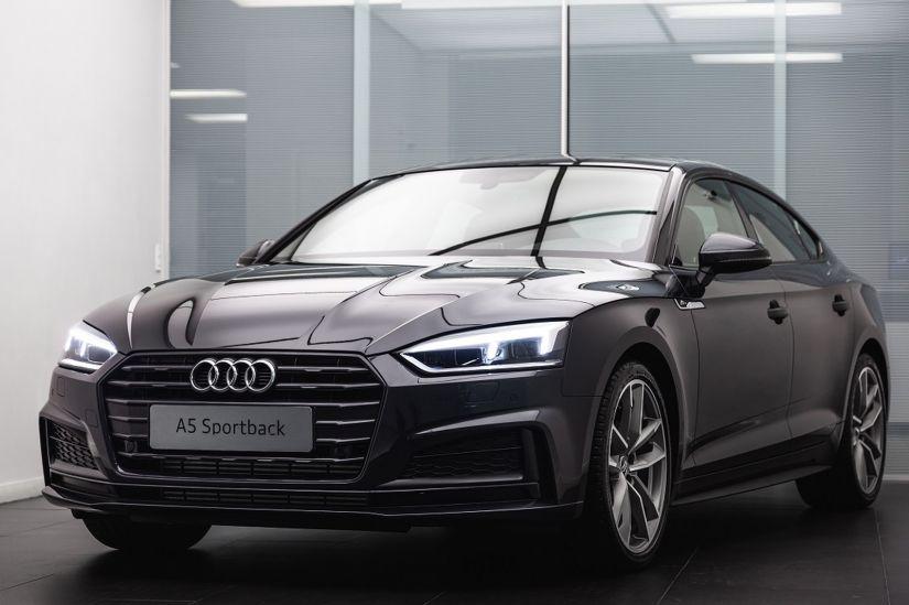 Audi lança pacote S-Line de série para A4 Avant e A5 Sportback - Foto 3