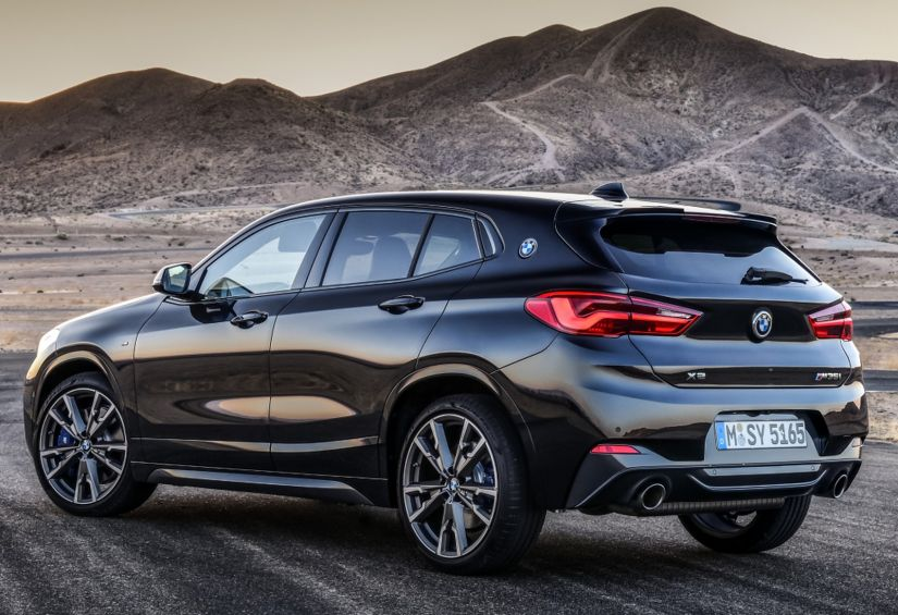 BMW anuncia pré-venda do novo X2 M35i
