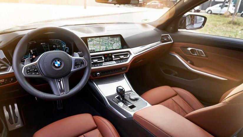 BMW confirma versão híbrida do para o Série 3 2020 - Foto 2