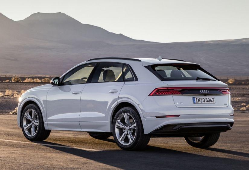 Audi anuncia lançamento do Q8 no Brasil por preços que partem de R$ 471.990. - Foto 3