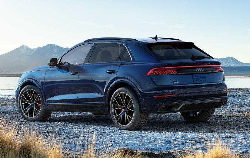 Audi anuncia lançamento do Q8 no Brasil por preços que partem de R$ 471.990. - Foto 4
