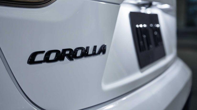 Toyota lança pacote Nightshade Edition para Corolla 2020 nos EUA - Foto 1