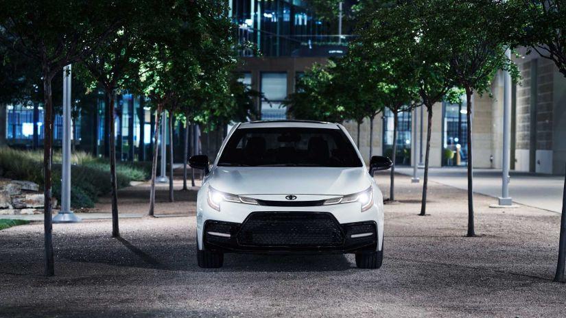 Toyota lança pacote Nightshade Edition para Corolla 2020 nos EUA - Foto 4