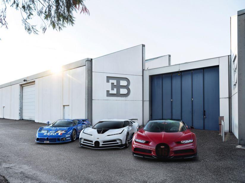 Bugatti anuncia hipercarro de R$ 35.5 milhões - Foto 2