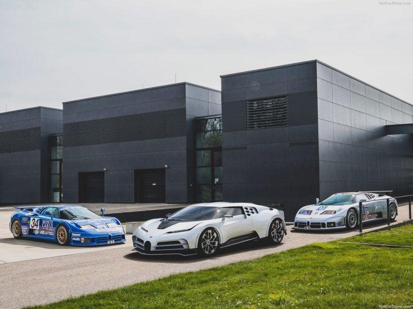 Bugatti anuncia hipercarro de R$ 35.5 milhões - Foto 3