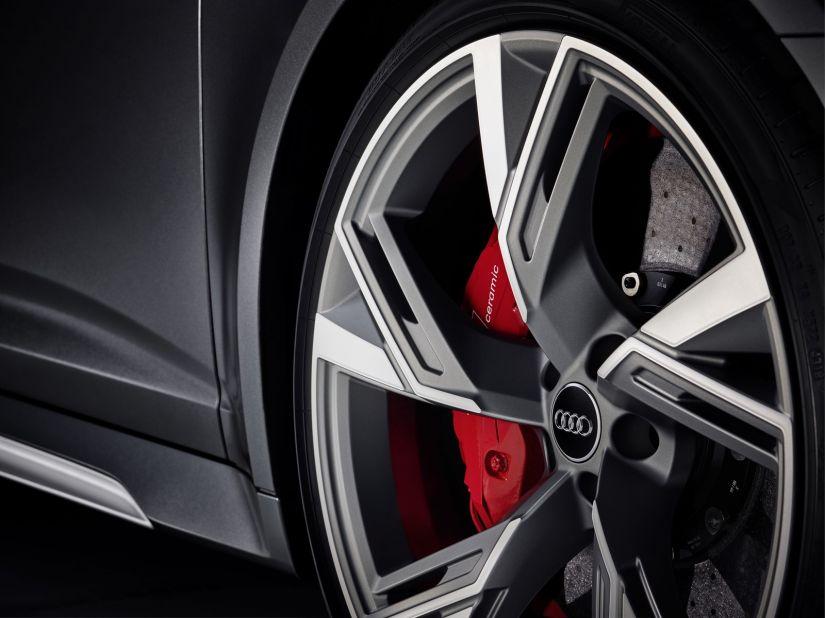 Audi lança nova RS 6 com 600 cavalos de potência - Foto 1